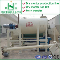 durable low cost 5ton tile adhesive blender hot sale Huikang Putty Powder and additives mixer