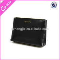 Good material expandable travel bag vintage chestnut leather dopp kit vintage leather cosmetic bag