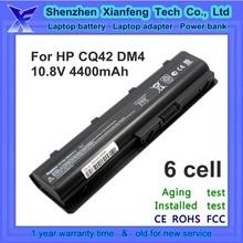 laptop battery for HP mu06 cq42 dm4 battery, 593553-001 HSTNN-OB0X