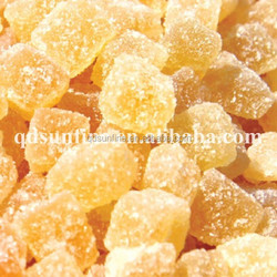 Chinese New Crystallized Ginger diced