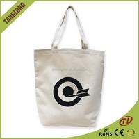 supplier reuseable large strip cheap plain canvas tote bag/canvas beach bag