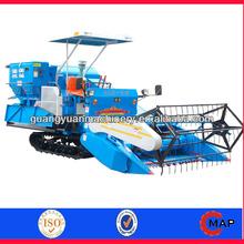 Mini auto - propulsé combiner riz batteuse