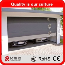 High security and quality automatic open style armored garage door