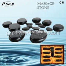 Personal Massage Stone Set Basalt Hot Stone Heating Box
