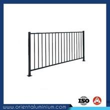 Preço do medidor corrimão de ferro alumínio Rails