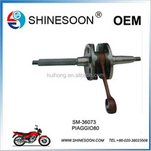 China Top brand motorcycle crankshaft of motorcycle spare part