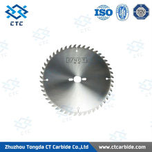 Brand new tungsten carbide saw blades produced as drawings and sketch