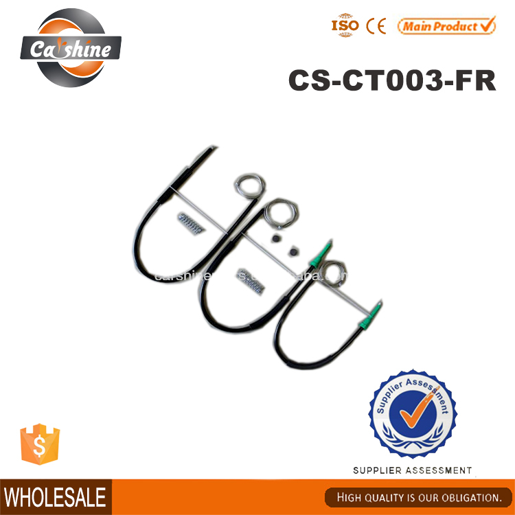 Germany Factory Power Electric Window Regulator Repair Set Front Right For Citroen C5