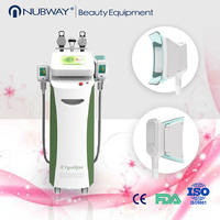 body shaper cryolipolysis beauty machine belly fat burning device