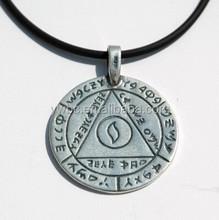Wholesale jewelry Fertility children solomon seal talisman pendant jewelry