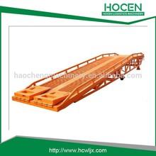 10t capacidade de carga hidráulica rampa container venda
