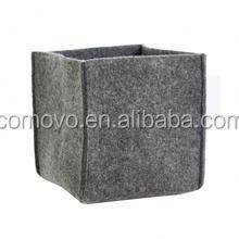 China manufacturer home storage bag felt