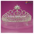 Accesorios para el cabello rhinestone diseño cumpleaños de la tiara para adultos
