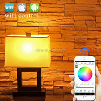 new product ideas good price 5w led lights cup play by SmartPhone