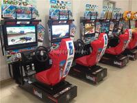 Family entertainment game rides motor racing machine/ motocycle electric car/shooting game machine zwq