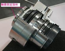 Metal bellow shaft mechanical seal 2015 hot sales 316L 304