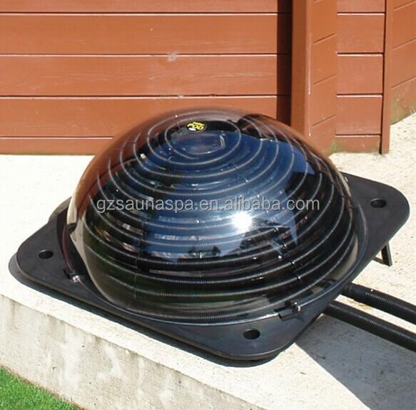 Gonflable piscine d 39 conomie d 39 nergie solaire panneau for Radiateur solaire piscine