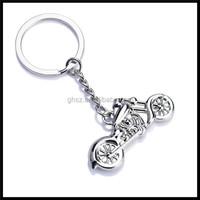 Guo hao hot sale custom key chain metals steel pendant , pocket metal pendant