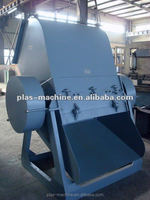 large plastic crusher with CE for waste recycling