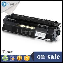Empty toner cartridge for HP P2014 P2015 toner compatible for HP Q7553A toner chip