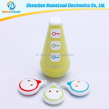 new invented electronic product promotional gifts wholesale gift items kid whistle key chain finder