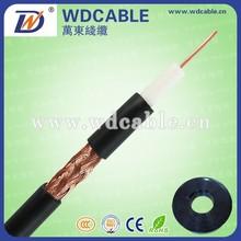 KX6 Cable 75 Ohm PVC Jacket