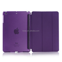 magnetic ultra slim leather case for apple ipad mini smart cover flip thin cover for ipad mini retina 1/2/3