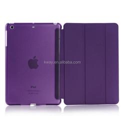 magnetic ultra slim leather case for apple ipad mini smart cover flip thin cover for ipad mini retina 1/2/3