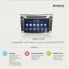 Android In-dash Car Stereo DVD player with 3G WIFI For Subaru Legacy / outback 2009 2010 2011 2012
