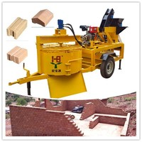 brick interlock production line m7mi super soil brick machine interlocking brick system