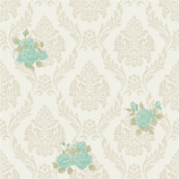 Attractive and durable waterproof wallpaper for rooms