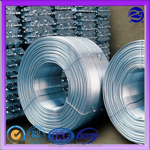 Hot Selling 9.5 mm Aluminum Wire Rod 6101 China CN