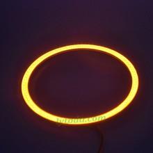 60mm 70mm 80mm 90mm 100mm 110mm 120mm 140mm 160mm COB LED halo, SMD COB Angel eyes, amber led angel eyes