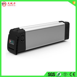 hot sell 48v lithium rechargeable ebike battery pack for electric bicycle with Samsung battery cell