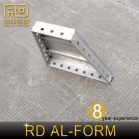 RD High Standard Aluminum Alloy Construction Profile Hardware Shop sell to Saudi Arabia