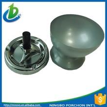 Mini metal spin bucket dust bin