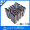options aluminum extruded frame curtain walls supplier