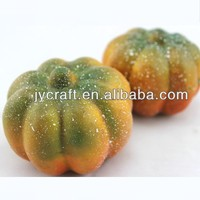 Artificial fake vegetables mini foam pumpkin