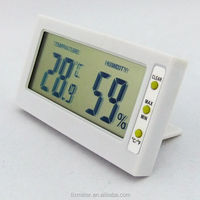Mini Digital Thermometer Hygrometer Temperature Humidity Gauge