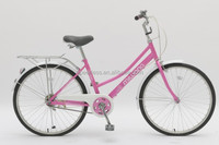 Cheap Ladies City Bike Made in China
