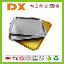 Hot sale aluminum trays for hotel