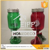Glass Candle Tealight Holder Home Decoration