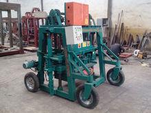 GYM-QMJ4-35 maquina ponedora de bloque de cemento