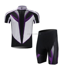 Padded Sportswear Suit Set Breathable Quick Dry
