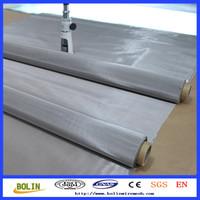 Food Grade 100 120 150 200 Mesh Fine Stainless Steel Wire Mesh/Wire Net