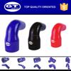 auto silicone turbo hose pipe/auto radiator hoses/reducing elbow 90 degree silicone hose