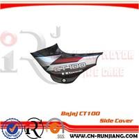 Motorcycle Street Bike Plastic Parts Side Cover For Bajaj BM100 BOXER100 CT100