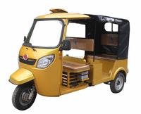 175cc Bajaji Tuktuk Taxi 6 Seater 3 Wheel Motorcycle