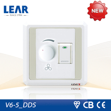 Multifunctional high quality light dimmer switch with indicator light