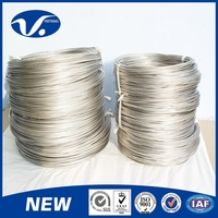 Stock 0.1mm Pure Anodized Medical Titanium Wire